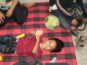 THERAPY GIVEN TO CP CHILDREN